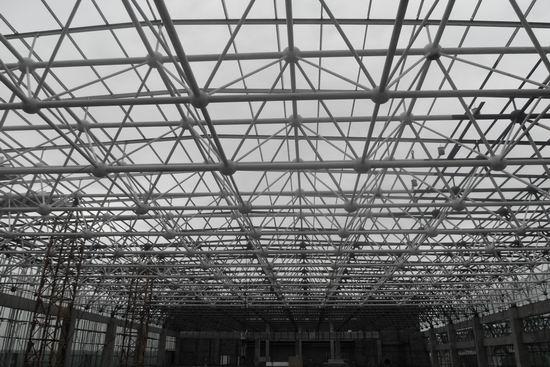 常州钢结构厂房